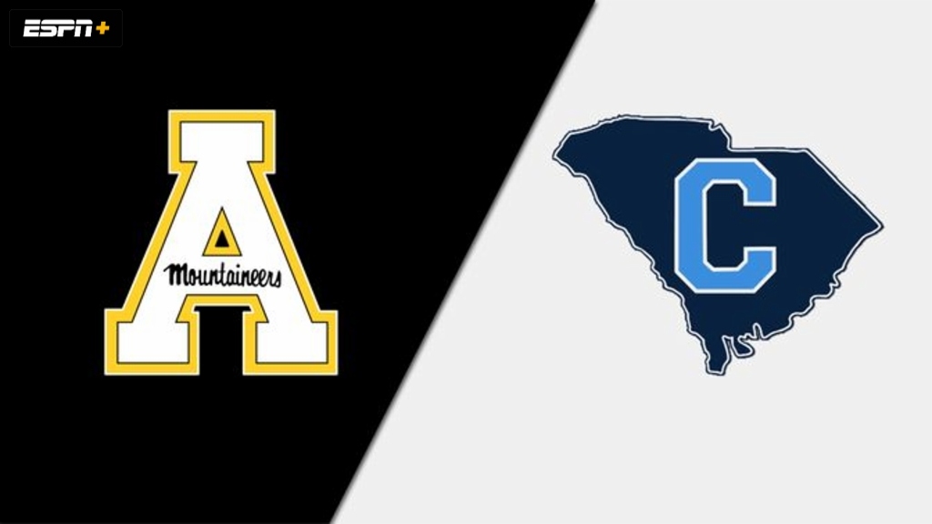 Appalachian State vs. The Citadel (Wrestling)