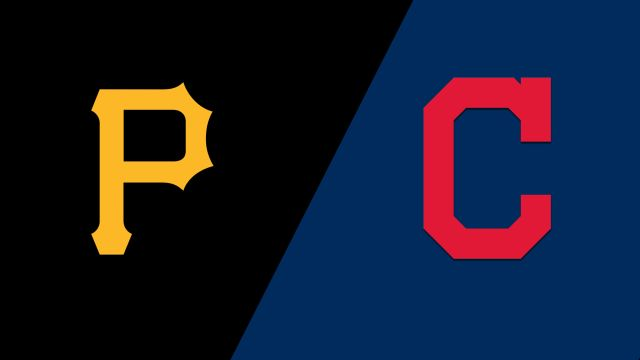 Pittsburgh Pirates vs. Cleveland Indians