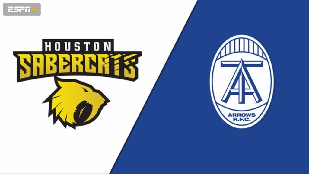 Houston SaberCats vs. Toronto Arrows