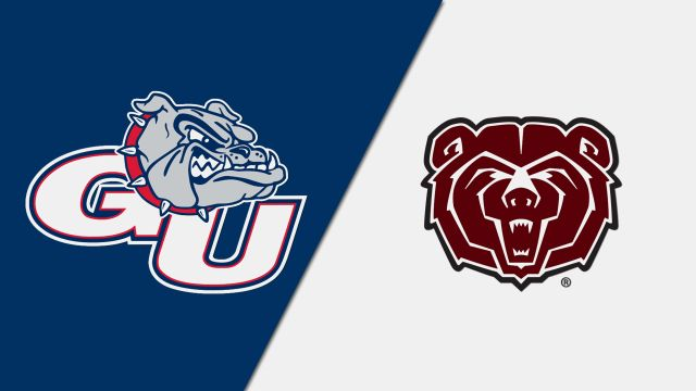 #21 Gonzaga vs. Missouri State (W Basketball)