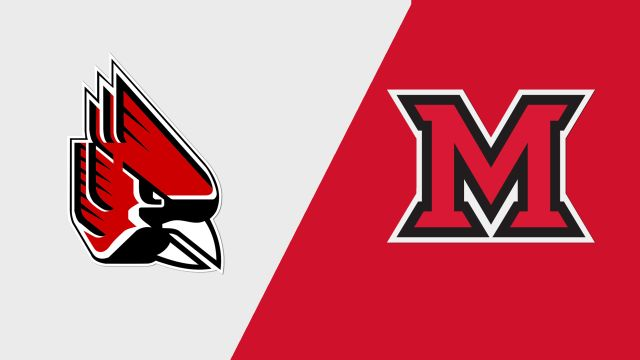 Ball State vs. Miami (OH)