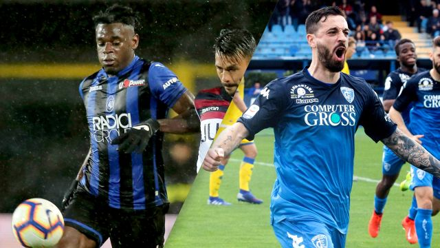Atalanta vs. Empoli (Serie A)
