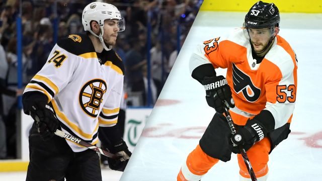 Boston Bruins vs. Philadelphia Flyers