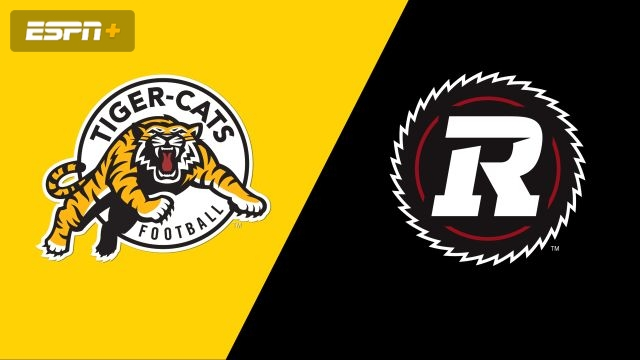 Hamilton Tiger-Cats vs. Ottawa Redblacks (Canadian Football League)