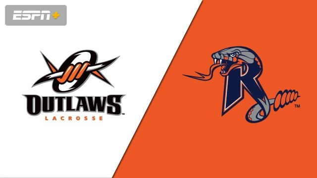 Denver Outlaws vs. Dallas Rattlers (Major League Lacrosse)