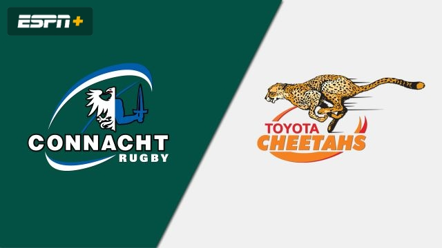 Connacht vs. Cheetahs (Guinness PRO14 Rugby)