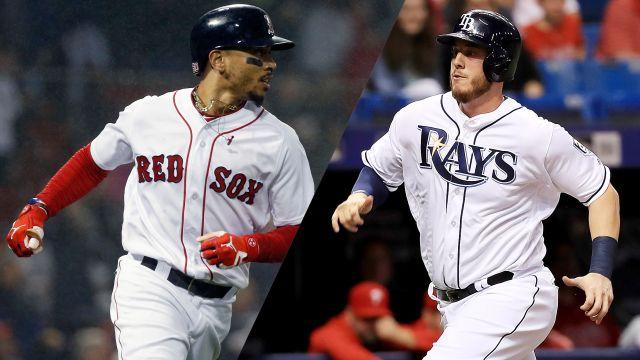 Boston Red Sox vs. Tampa Bay Rays