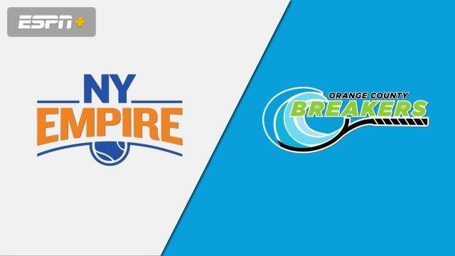 New York Empire vs. Orange County Breakers