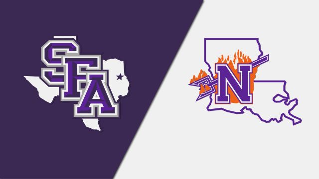Stephen F. Austin vs. Northwestern State (M Basketball)