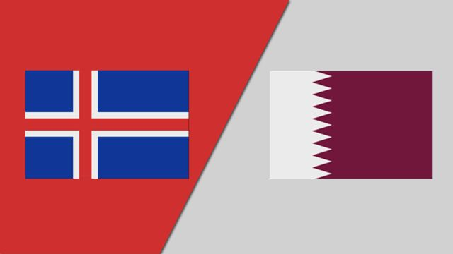 Iceland vs. Qatar (International Friendly)