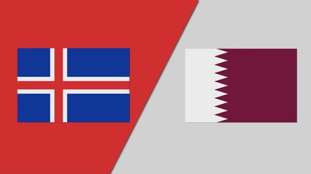 Iceland vs. Qatar