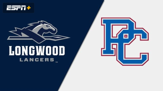 Longwood vs. Presbyterian (M Basketball)