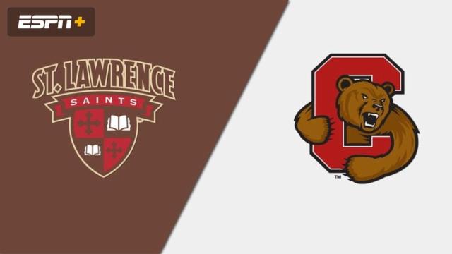 St. Lawrence vs. Cornell (Quarterfinal) (W Hockey)