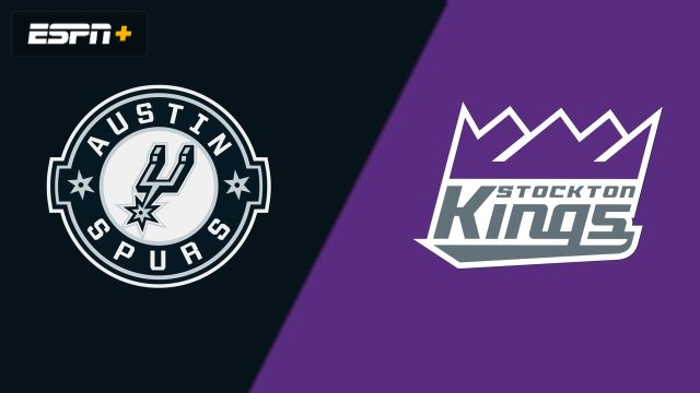 Austin Spurs vs. Stockton Kings
