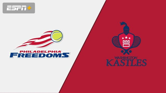 Philadelphia Freedoms vs. Washington Kastles