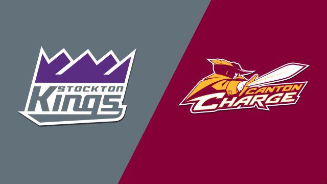 Stockton Kings vs. Canton Charge