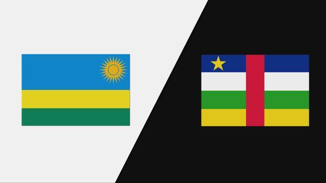 Rwanda vs. Central African Republic (FIBA World Cup Qualifier)