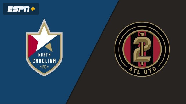North Carolina FC vs. Atlanta United FC 2 (USL Championship)