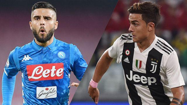 Napoli vs. Juventus (Serie A)