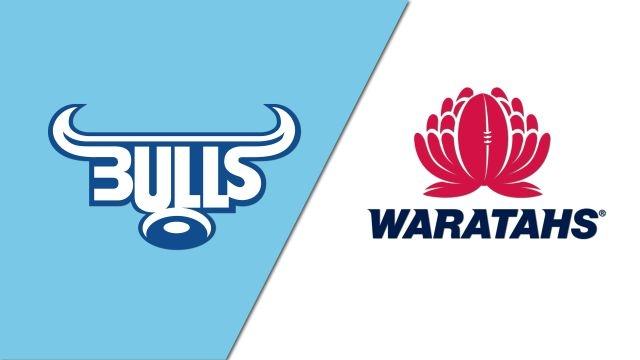 Bulls vs. Waratahs