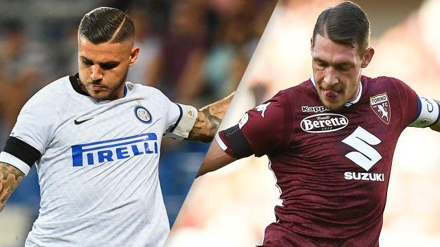 Internazionale vs. Torino (Serie A)