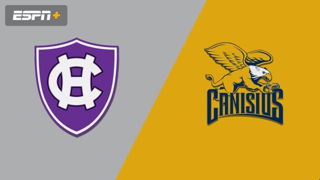 Holy Cross vs. Canisius (M Basketball)