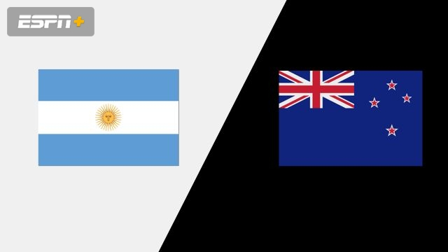 Argentina vs. New Zealand (The Rugby Championship)