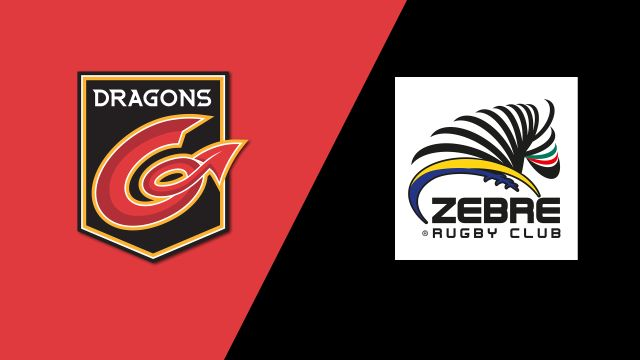 Dragons vs. Zebre Rugby Club