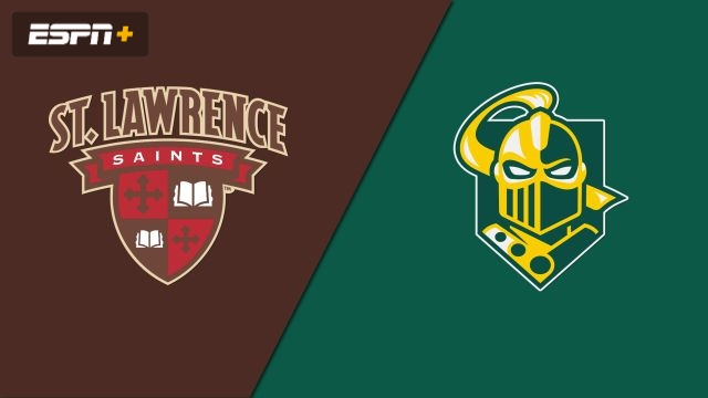 St. Lawrence vs. #7 Clarkson (W Hockey)