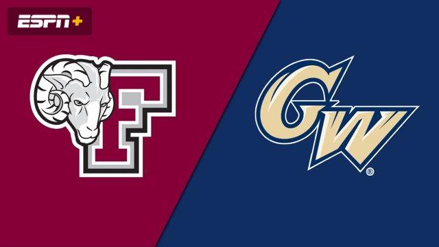 Fordham vs. George Washington (W Volleyball)