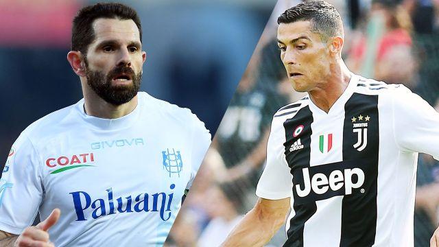 Chievo vs. Juventus (Serie A)
