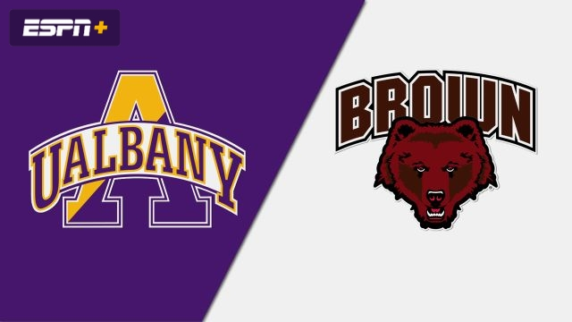 Albany vs. Brown