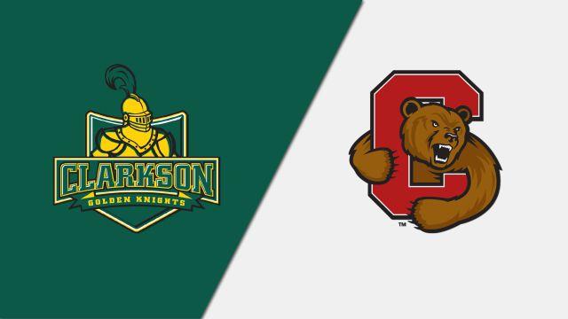 #9 Clarkson vs. #10 Cornell (Championship) (ECAC Men's Hockey Championship)