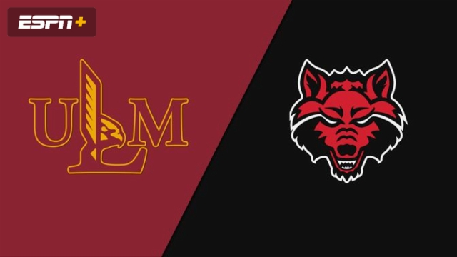 UL Monroe vs. Arkansas State (M Basketball)