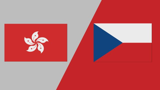 Hong Kong vs. Czech Republic (2018 FIL World Lacrosse Championships)