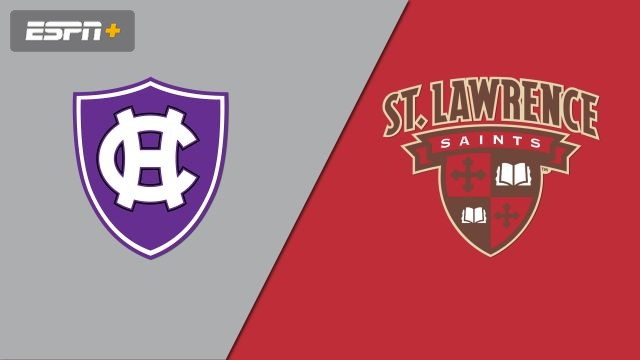 Holy Cross vs. St. Lawrence (W Hockey)