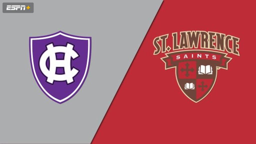 Holy Cross vs. St. Lawrence (W Hockey)