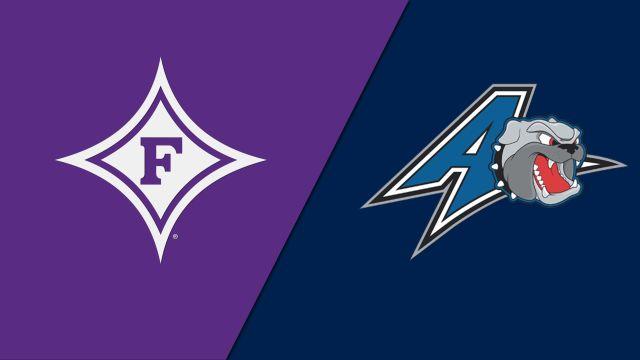 Furman vs. UNC Asheville (M Basketball)