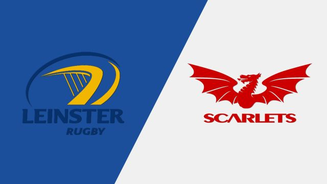 Leinster vs. Scarlets (Semifinal) (European Rugby Champions Cup)