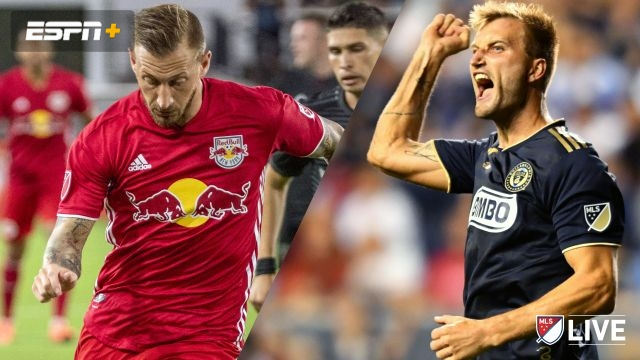 New York Red Bulls vs. Philadelphia Union (MLS)