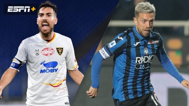 Lecce vs. Atalanta (Serie A)