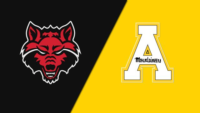 Arkansas State vs. Appalachian State (Semifinal #1) (Sun Belt Women's Volleyball Championship)