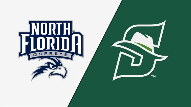 North Florida vs. Stetson (M Basketball)