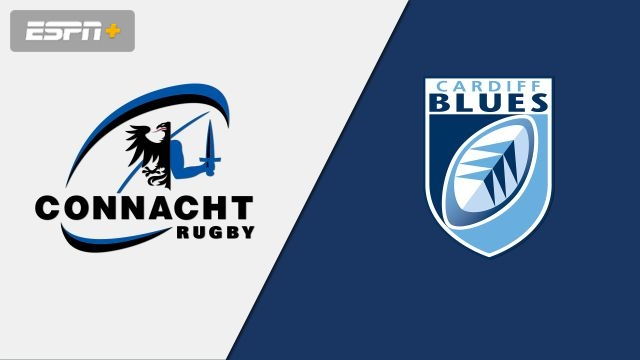 Connacht vs. Cardiff Blues (Guinness PRO14 Rugby)