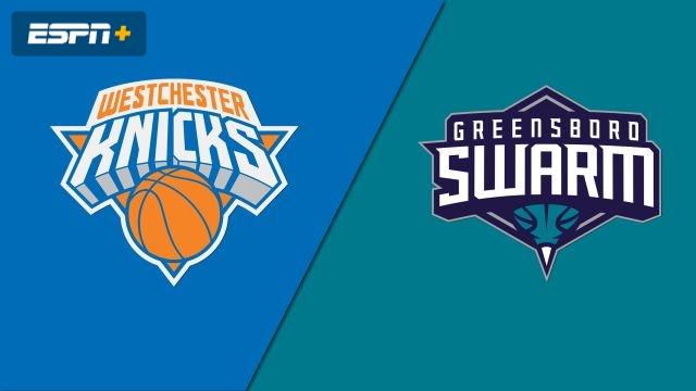 Westchester Knicks vs. Greensboro Swarm