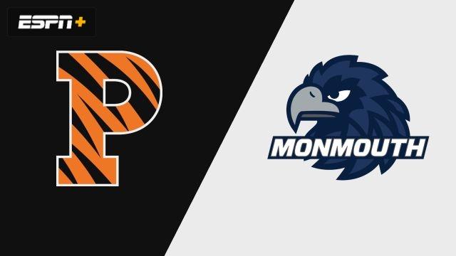 Princeton vs. Monmouth (M Soccer)
