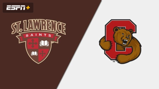 St. Lawrence vs. #2 Cornell (M Hockey)