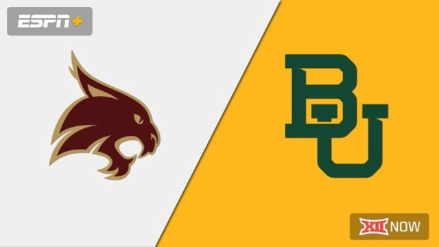 Texas State vs. Baylor (Baseball)