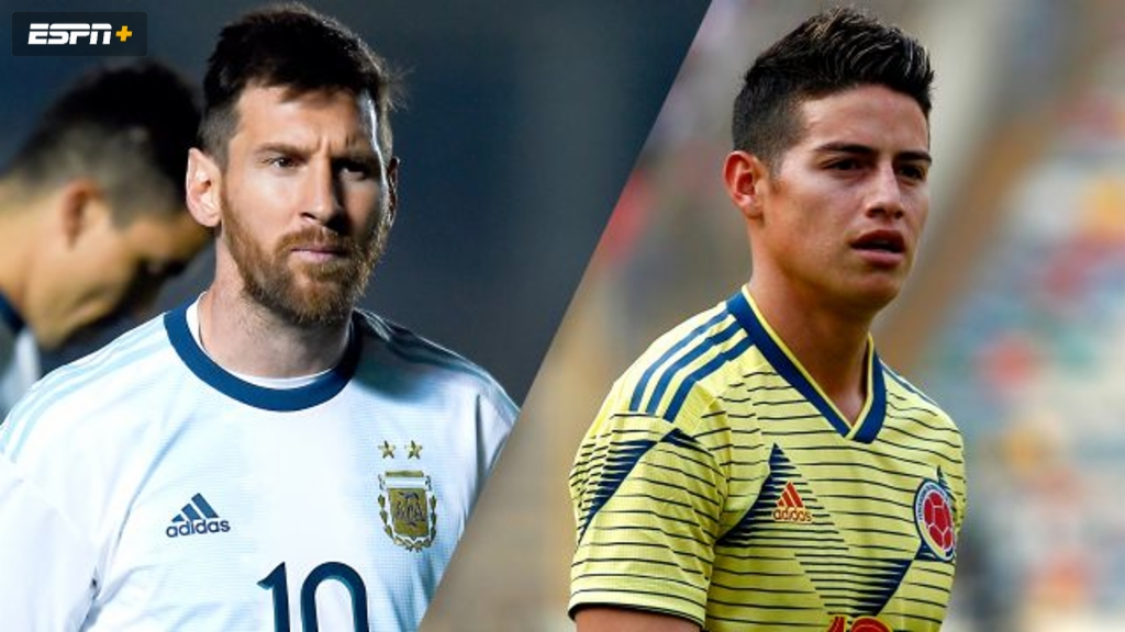 Argentina vs. Colombia (Group Stage) (Copa America)