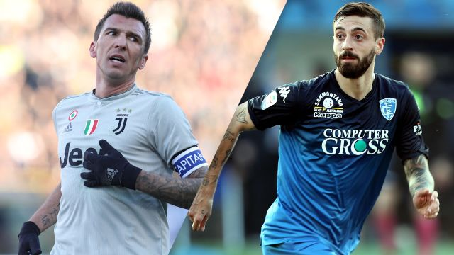 Juventus vs. Empoli (Serie A)